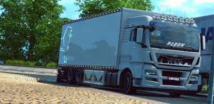 Photo of ETS2 – Man Tgx Euro6 Thermo Truck (1.38.x)