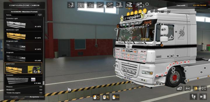 Photo of ETS2 – Mod Slot Parafango Per Daf 105 (1.38.x)