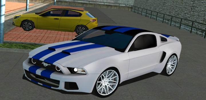 Photo of ETS2 – Need For Speed Ford Mustang New Fix (1.38.x)