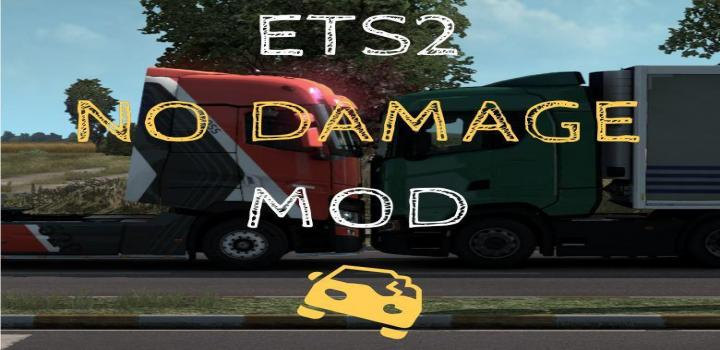 Photo of ETS2 – No Damage V1 (1.39.x)