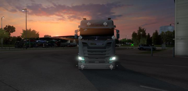 Photo of ETS2 – Online Tmp Scania S 2016 Custom Tuning V1 (1.38.x)