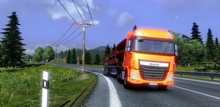 Photo of ETS2 – Physics Rework 8.3C (1.39.x)