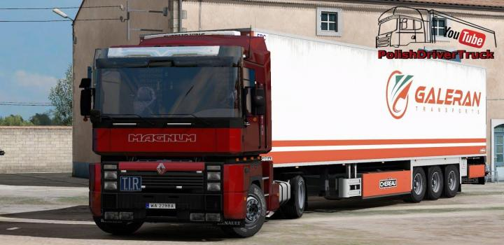 Photo of ETS2 – Renault Magnum Integral V1 (1.38.x)