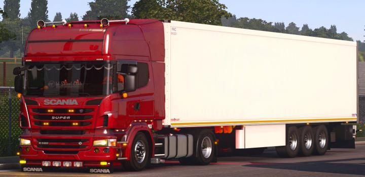 Photo of ETS2 – Rjl Scania R & Streamline (1.39.x)
