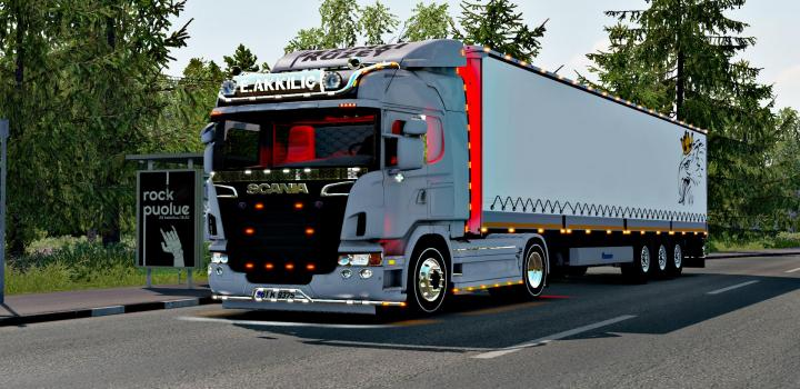 Photo of ETS2 – Scania G420 (1.39.x)