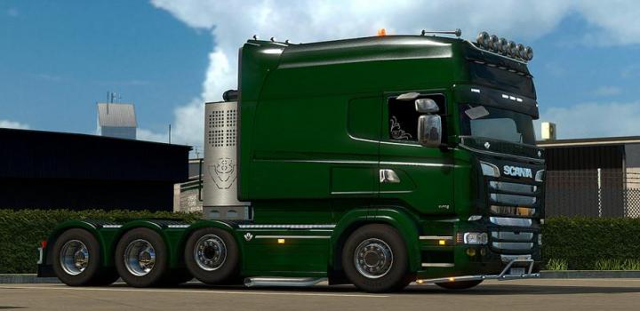 Photo of ETS2 – Scania R & Streamline Modifications V2.3 (1.39.x)