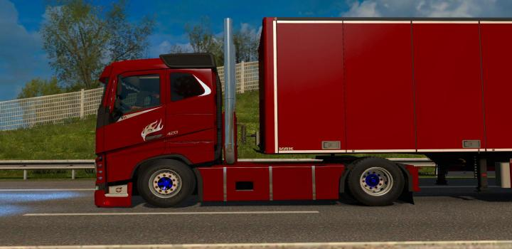 Photo of ETS2 – Scs Fh16 Rework Kinda (1.38.x)