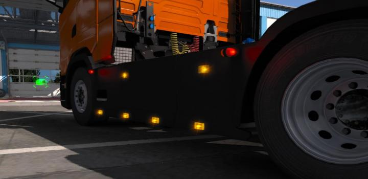 Photo of ETS2 – Sideskirt Rework + Slot Next Gen (1.39.x)