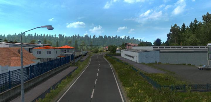 Photo of ETS2 – Slovakia Map V6.3 (1.38.x)