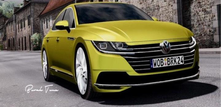 Photo of ETS2 – Volkswagen Arteon & Passat (1.38.x)