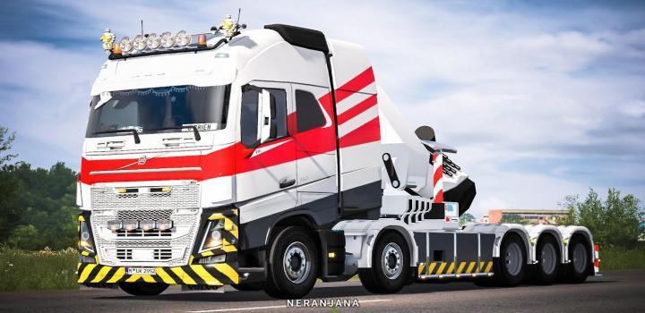 Photo of ETS2 – Volvo Fh16 2012 Mega Mod V1.39.0.49S