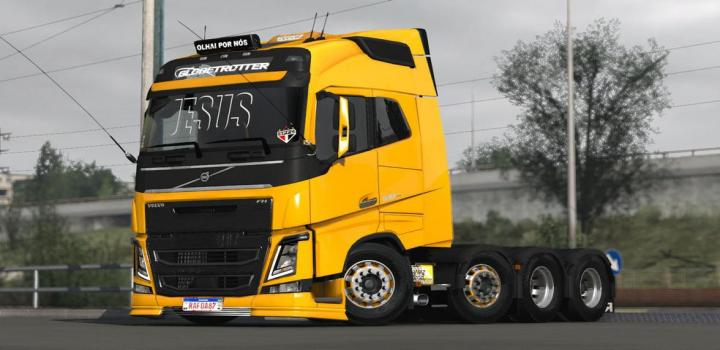Photo of ETS2 – Volvo Fh16 2012 Update (1.38.x)