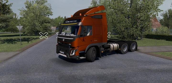 Photo of ETS2 – Volvo Fm/Fmx Fix V1.3 (1.39.x)