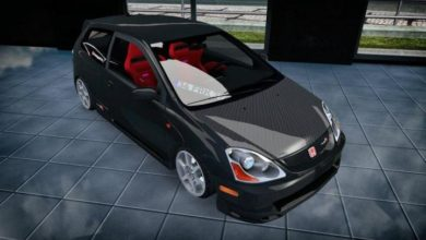 Photo of ETS2 – Honda Ep3 Typer (1.38.x)