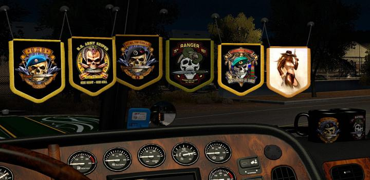 Photo of ATS – Accessories Pack Special Forces V0.9 (1.39.x)