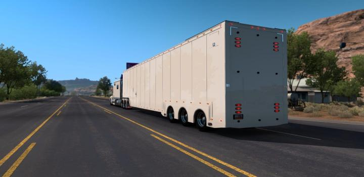 Photo of ATS – Featherlite Trailer V6.1 (1.39.x)