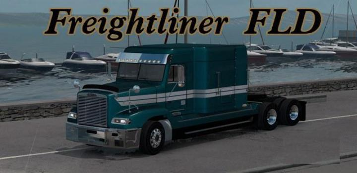 Photo of ATS – Freightliner Fld Fast Fix (1.39.x)