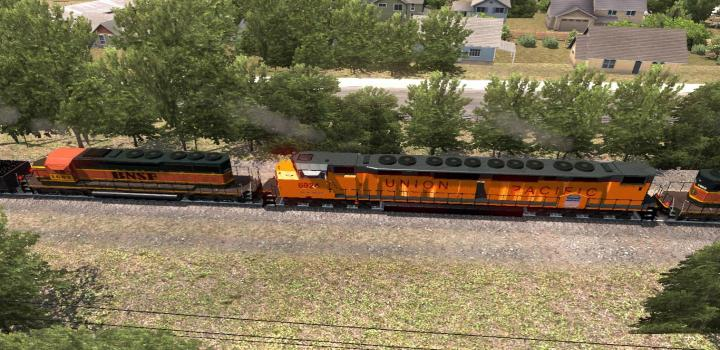 Photo of ATS – Long Trains Addon For Mod Improved Trains V3.6.4 (1.39.x)