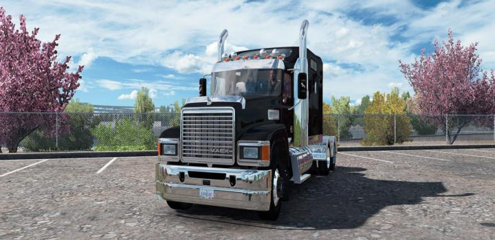 Photo of ATS – Mack Pinnacle Chu613 V2.5 (1.39.x)