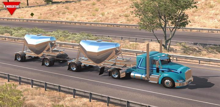 Photo of ATS – Peterbilt 386 V1.3 Fixed (1.39.x)