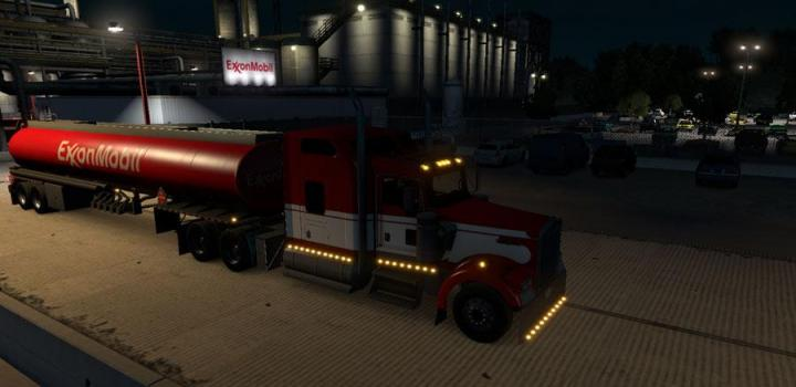 Photo of ATS – Real Companies & Trailers Pack V2.1 (1.39.x)