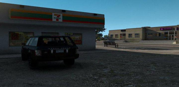 Photo of ATS – Realistic Corner Shop V1 (1.39.x)