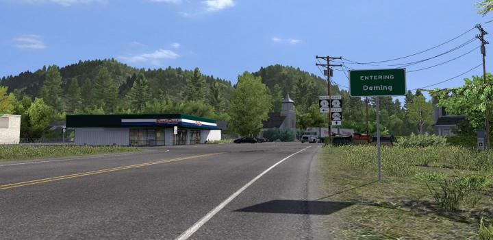 Photo of ATS – Scs Map Improvements V1.0.602 (1.39.x)
