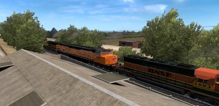 Photo of ATS – Short Trains Addon For Mod Improved Trains V3.6.4 (1.39.x)