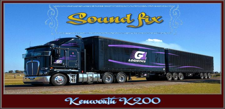 Photo of ATS – Sound Fix for Kenworth K200 V1.0 (1.39.x)