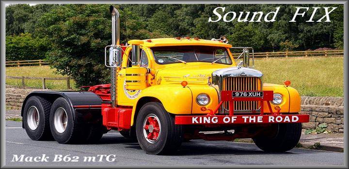 Photo of ATS – Sound Fix For Mack B62 Mtg V1.1 (1.39.x)