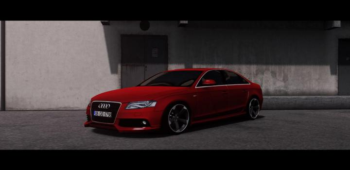 Photo of ETS2 – Audi S4 V2.0 (1.39.x)