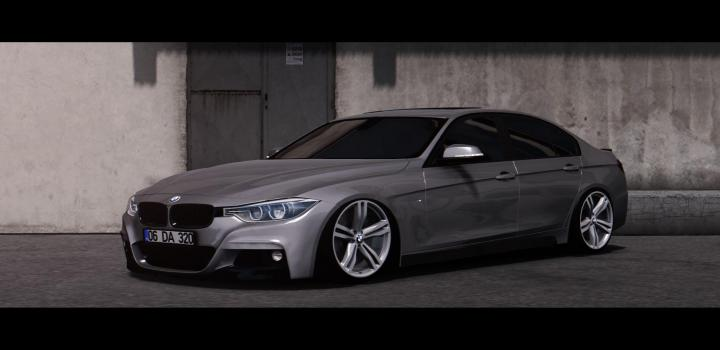 Photo of ETS2 – Bmw F30 M Package (1.39.x)