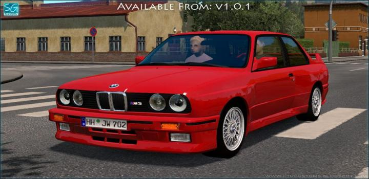 Photo of ETS2 – Bmw Traffic Pack V1.0.1 (1.39.x)