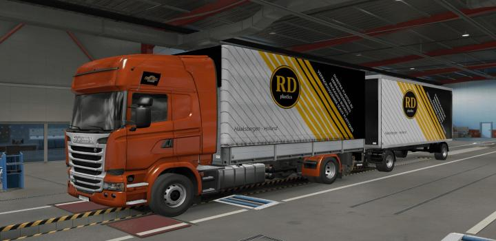 Photo of ETS2 – Dijkstra Plastics Devil Bdf Tandem V1 (1.39.x)