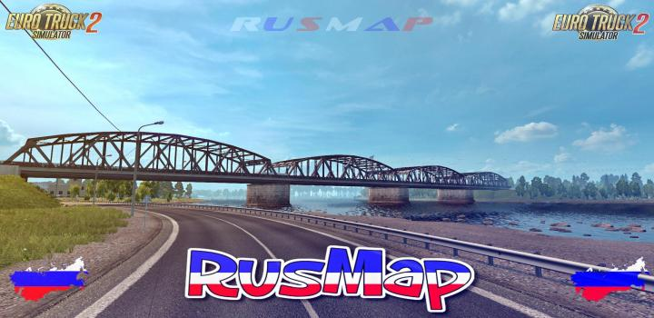 Photo of ETS2 – Fix for Rusmap V2.3.1 (1.39.x)
