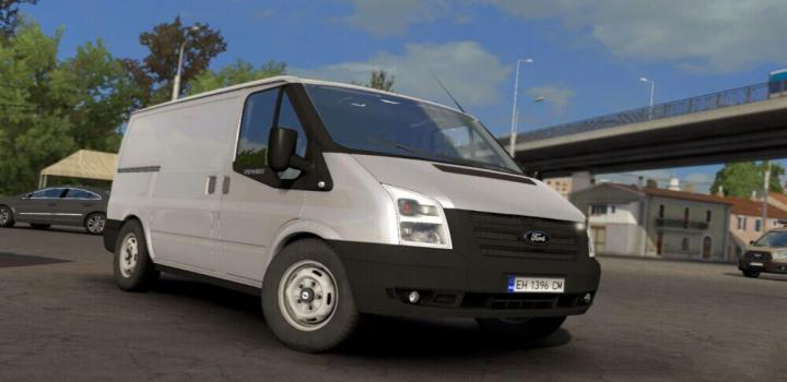 Photo of ETS2 – Ford Transit Mk7 R50 (1.39.x)