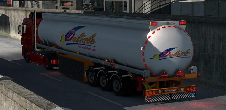 Photo of ETS2 – Fuel Cistern Willig (1.39.x)