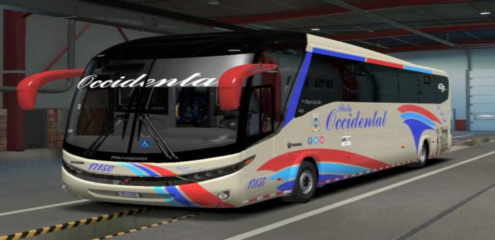 Photo of ETS2 – G7 1200 4X2 Skins Colombia (1.39.x)