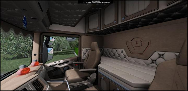 Photo of ETS2 – Interior for Scania Ng S  S.verbeek Op Windows (1.39.x)