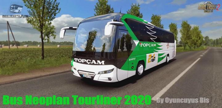 Photo of ETS2 – Neoplan Tourliner 2020 V1.1 (1.39.x)
