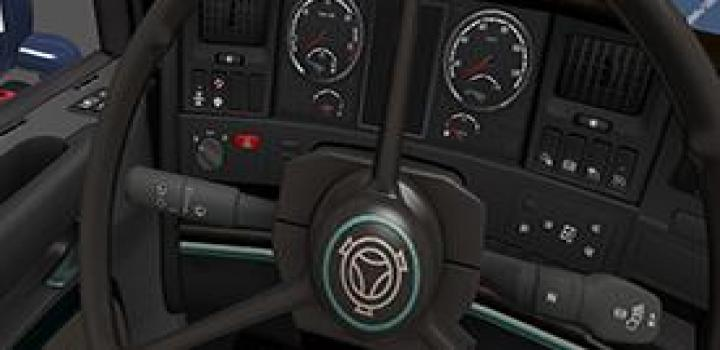 Photo of ETS2 – Scania Rjl Interior (1.39.x)