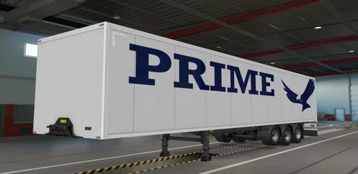 Photo of ETS2 – Skin Prime V1.0 (1.39.x)