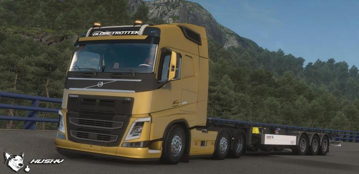 Photo of ETS2 – Volvo Fh Fh16 Generation Iv (1.39.x)