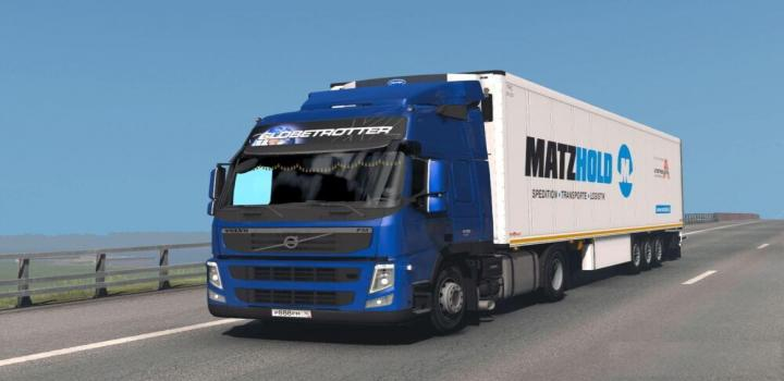 Photo of ETS2 – Volvo Fm 11 370 (1.39.x)