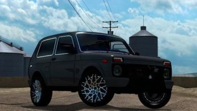 Photo of ATS – Lada Niva 2121 V5 (1.39.x)