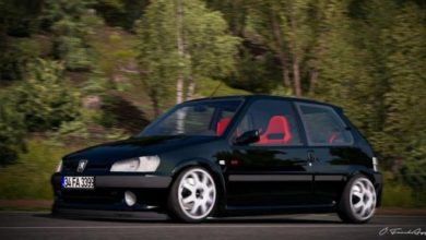 Photo of ETS2 – Peugeot 106 Gti + Varex Sound (1.39.x)