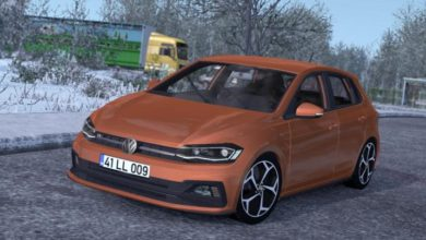 Photo of ETS2 – Volkswagen Polo 7R V1R50 (1.39.x)