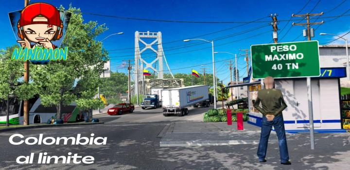 Photo of ATS – Colombia Al Limite (1.39.x)