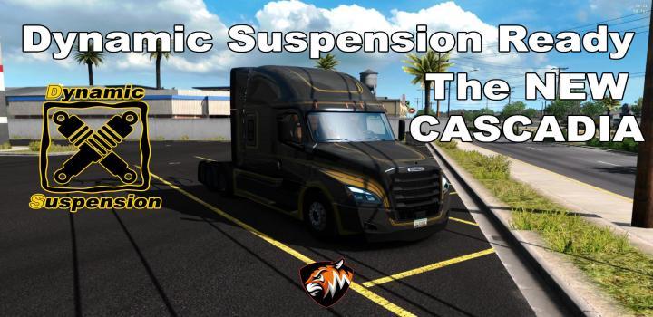 Photo of ATS – Dynamic Suspension V2 (1.39.x)
