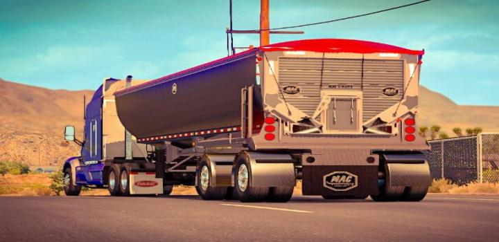 Photo of ATS – Ownable Dump Truck Mac Simizer (1.39.x)